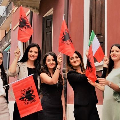 Festival della cultura albanese a Mantova
