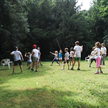 Un`estate all`aria aperta - Cred al Parco Bertone