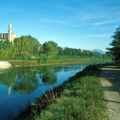 Il Mincio dal Garda a Mantova