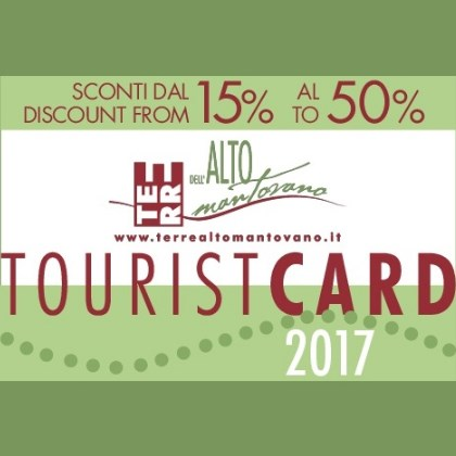 TERRE ALTO MANTOVANO, Tourist Card  2017